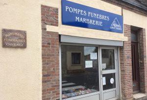 Nous situer, Pompes funèbres Girot à Conflans sur Seine dans la Marne, 51