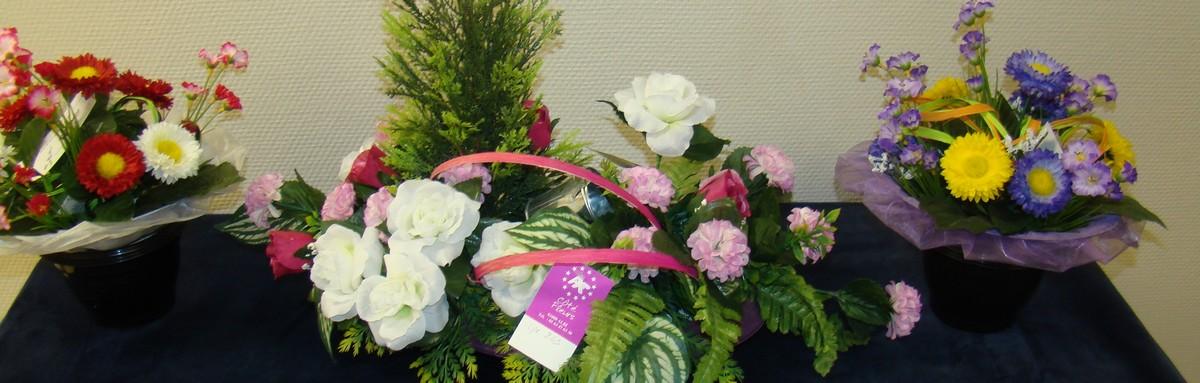 Fleurs pour deuil à Romilly sur Seine et Conflans sur Seine 51